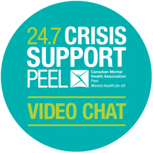 Peel Crisis Video Chat