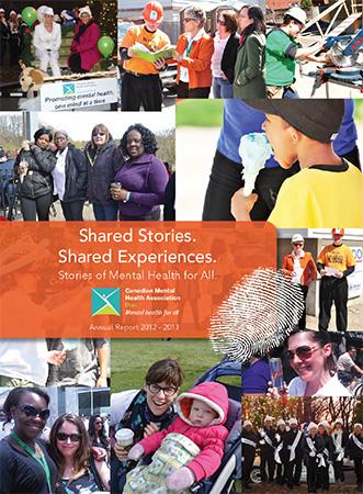 Annual Report 2012-2013 Cover