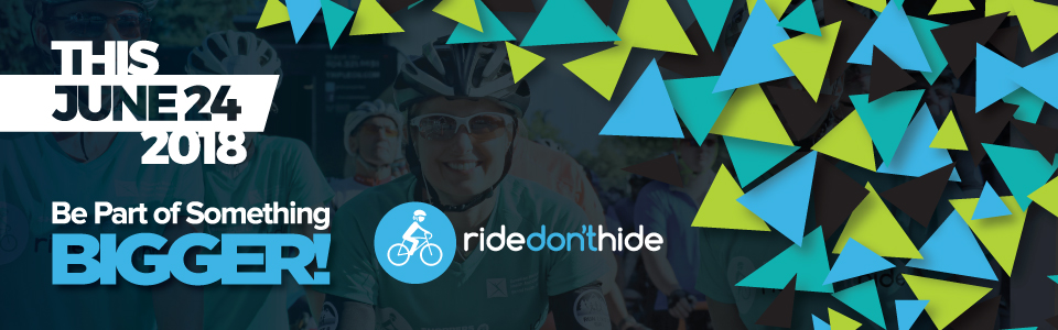 Why I Ride: Amie's Story