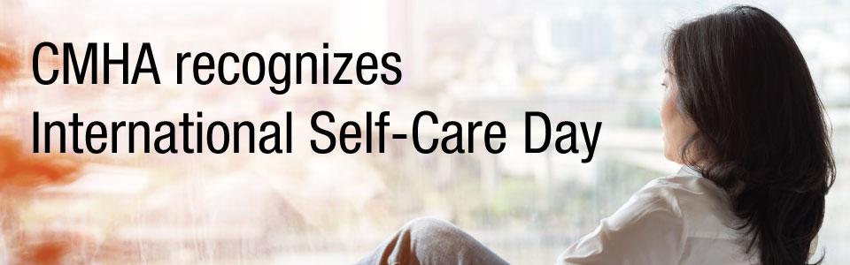 International Self-Care Day – July 24, 2018