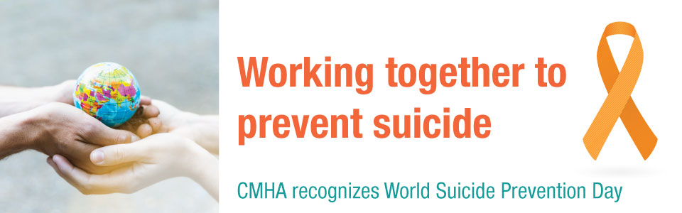 World Suicide Prevention Day – September 10, 2018