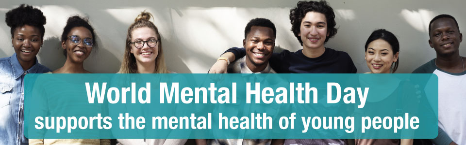 World Mental Health Day – October 10, 2018