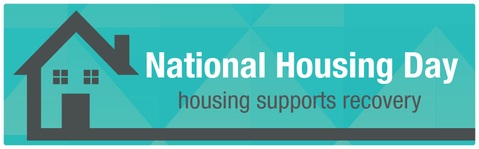 National Housing Day – November 22, 2018