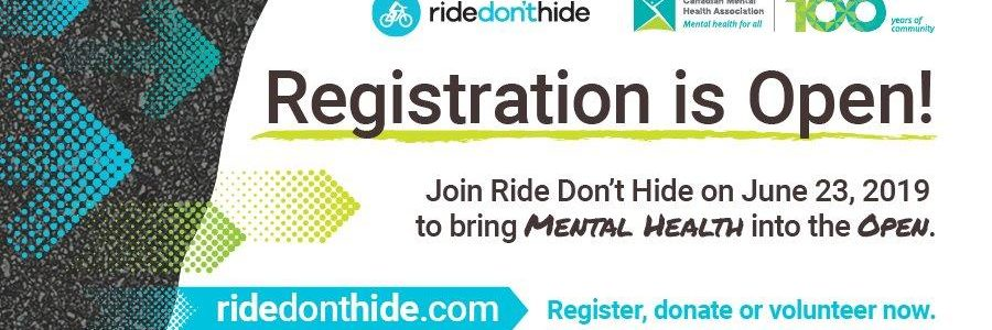 Ride Don't Hide 2019