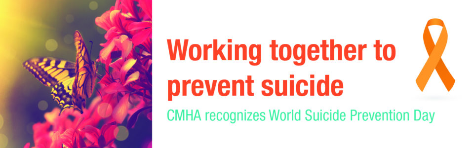 World Suicide Prevention Day – September 10, 2019