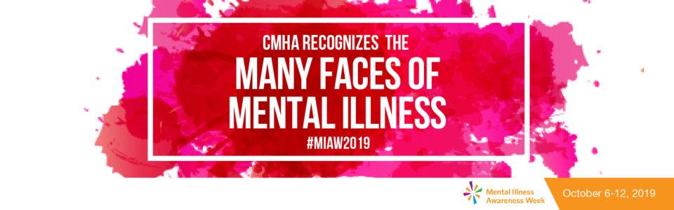 CMHA Peel Dufferin recognizes Mental Illness Awareness Week
