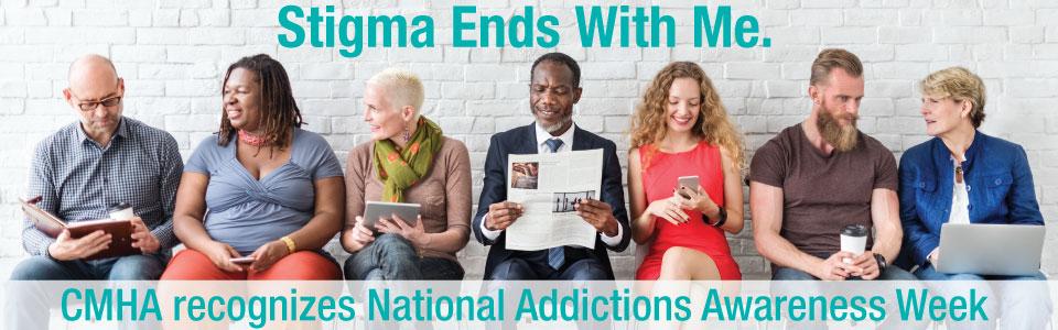National Addictions Awareness Week 2019