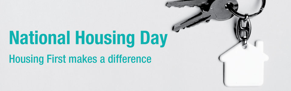 National Housing Day – November 22, 2019