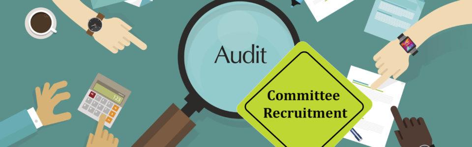 Audit Committee Recruitment