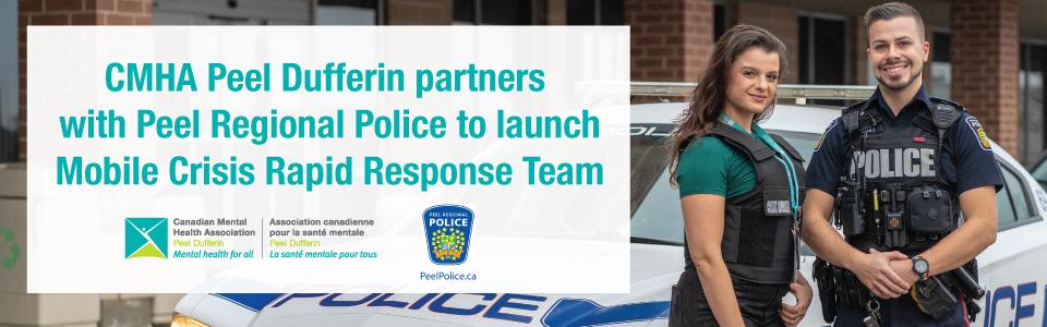 Peel Regional Police launches the Mobile Crisis Rapid Response Team (MCRRT)